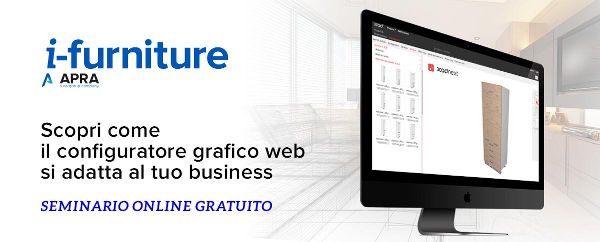 Webinar i-furnitire 3Cad Next